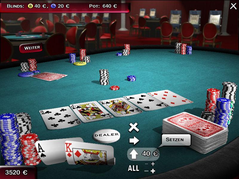 Game desire poker texas holdem