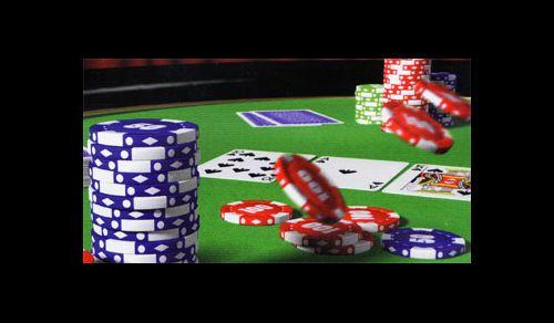 Texas hold'em poker 3d deluxe